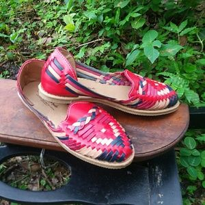 Mexican Leather Huaraches